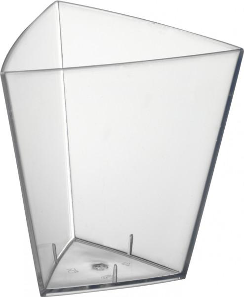 Fingerfood schalen groß, transparent, 110ml