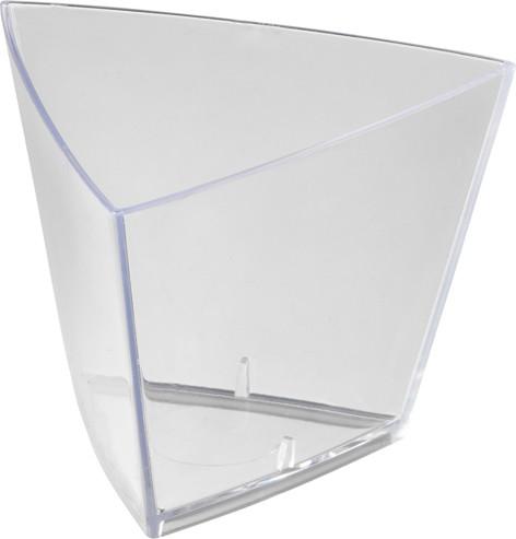 Fingerfood schalen klein, transparent, 45ml