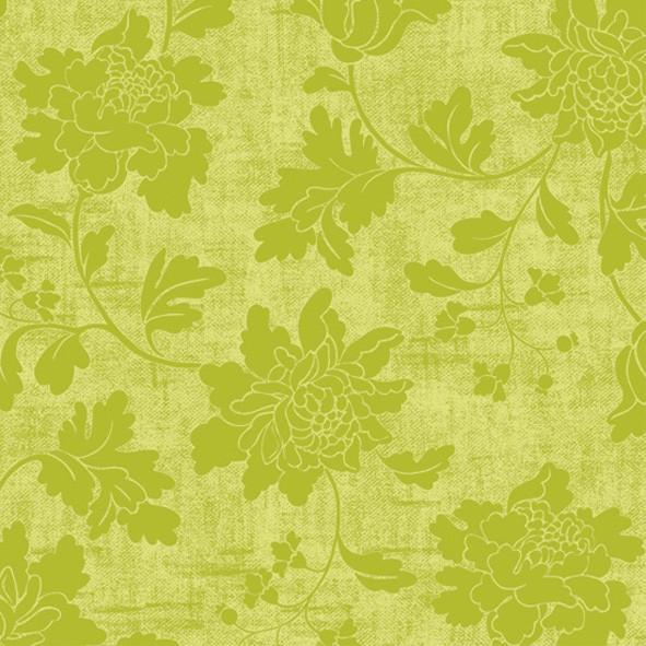 Papierservietten, Hellgrün, 33 x 33cm