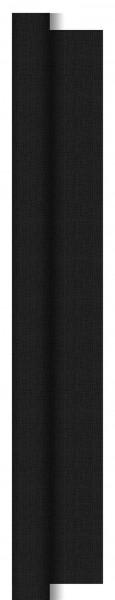 Tischtuchrolle, abwaschbar, schwarz, 1.45x15 m