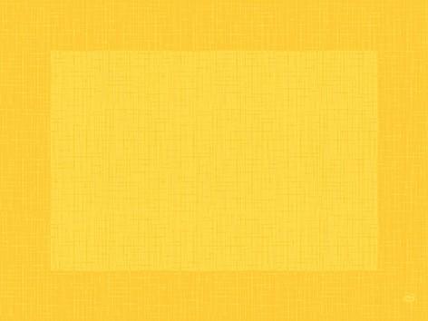 Tischset Papier, gelb, 30x40cm, 100 Stk.