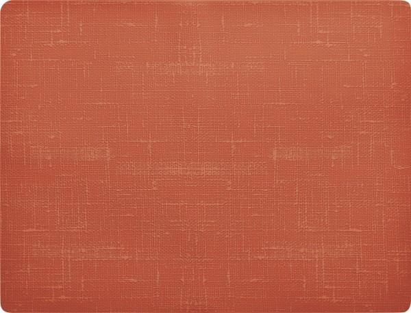 Silikon Tischset, orange, 30x45 cm