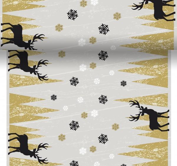 Tischset, Tischläufer, Tête-à-Tête Papier, Oh Deer, 40x480cm
