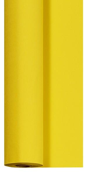 Tischtuchrolle, gelb, 1.18x25 m