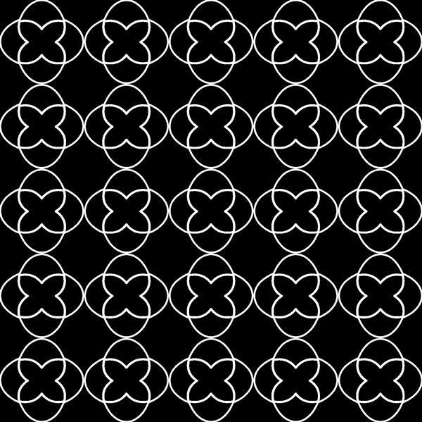 Papierservietten, Schwarz , Weiss, 33 x 33 cm