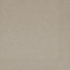 Papierservietten, greige, 33 x 33 cm