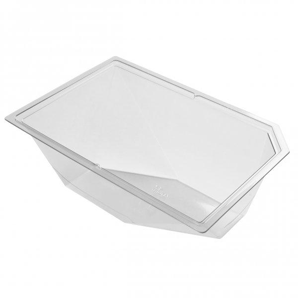 """rPET Schale, transparent, 7,5 dl, """"Polardeli"""""""