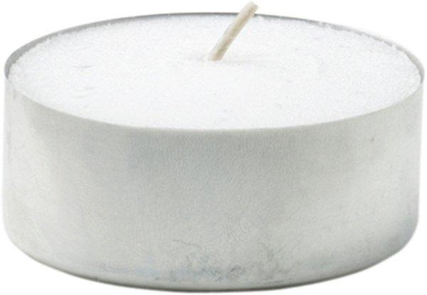 Teelichter, Weiss, ø 39 mm, ca. 6 Stunden