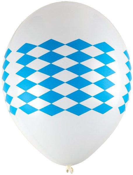Ballons Oktoberfest Bayernraute, 20 Stück