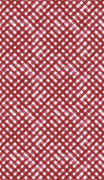 Tischdecke Papier, Rot, Weiss, 118 x 180 cm