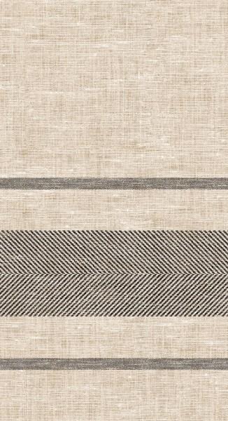 Tischdecke Papier, greige, 138x220 cm