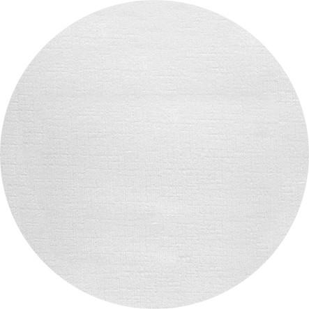 Tischdecken rund, wasserabweisend, Weiss, Ø 1,8 m