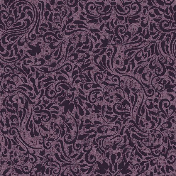 Papierservietten, violett, 40x40cm