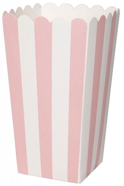 Popcornschachtel, rosa