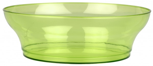 Plastikschüssel, grün, 30cl