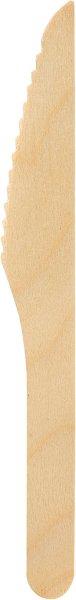 Bio Messer, Holz, 16,5 cm