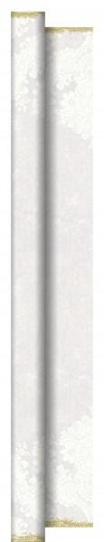 Tischtuchrolle, weiss, 1.20x10 m