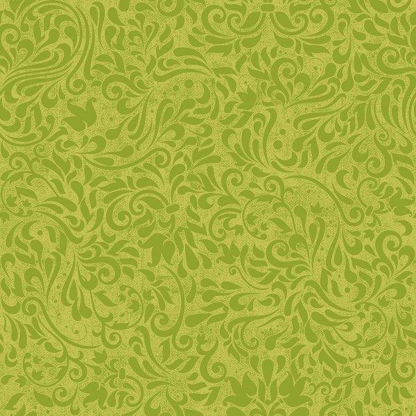 Papierservietten, grün, 33 x 33 cm