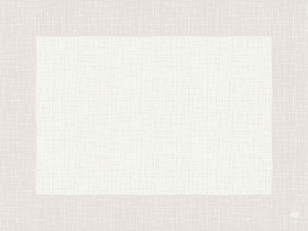 Tischset Papier, weiss, 30 x 40 cm