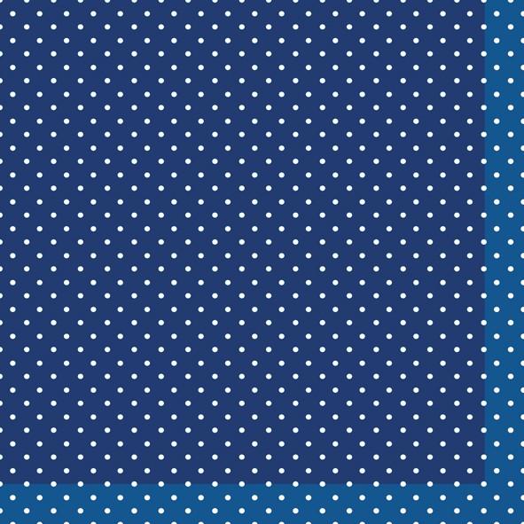 Papierservietten, blau, dunkelblau, 33x33 cm