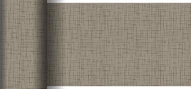 Tischläufer Papier, greige, 0.15x20m