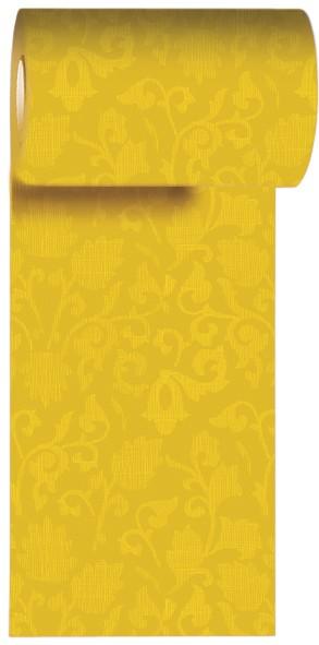 Tischläufer Papier, gelb, 0,15x10m