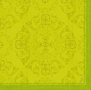 Dunilin Servietten, Kiwi, 40 x 40 cm