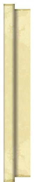 Tischtuchrolle, creme, 1.20x10 m