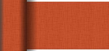 Tischläufer Papier, orange, 0.15x20m