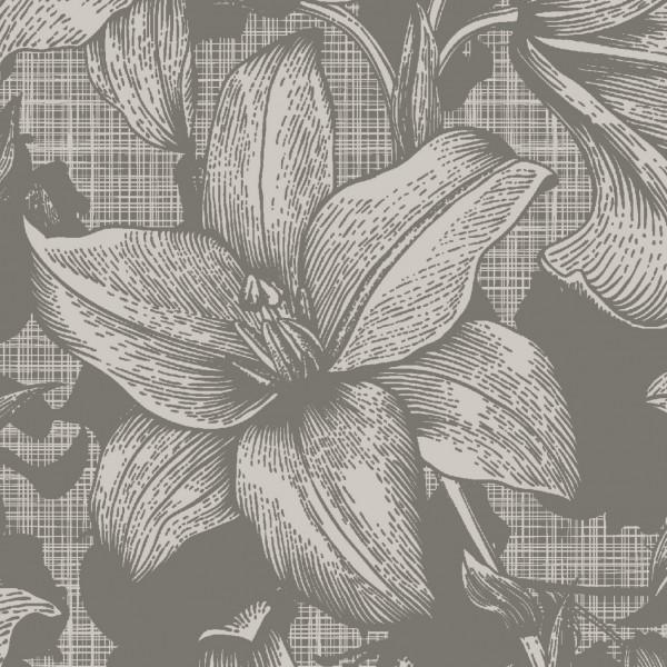 Papierservietten, grau, 24x24 cm, Firenze Grey