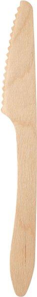 Bio Messer, Holz, 19 cm