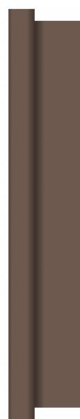 Tischtuchrolle, braun, 1.18x25 m