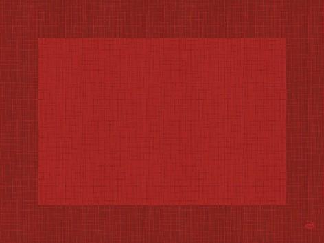 Tischset Papier, Rot, 30 x 40 cm, 100 Stk.