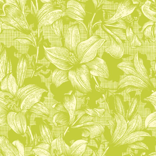 Papierservietten, Grün, 40 x 40 cm
