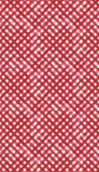 Tischdecke Papier, Rot, Weiss, 138 x 220 cm