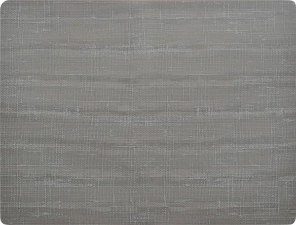 Silikon Tischset, Grau, 30 x 45 cm