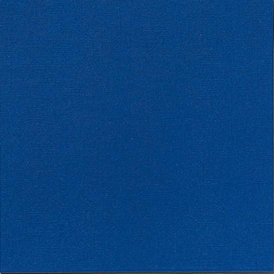 Papierservietten, blau, einfarbig, 40x40cm