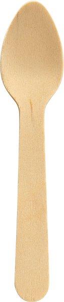 Bio Kaffeelöffel, Holz, 11 cm
