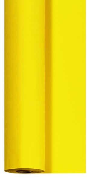 Tischtuchrolle, gelb, 118 cm x 10 m
