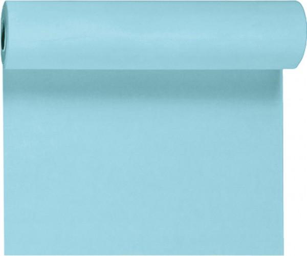 Tischset, Tischläufer, Tête-à-Tête, blau, 40x480 cm