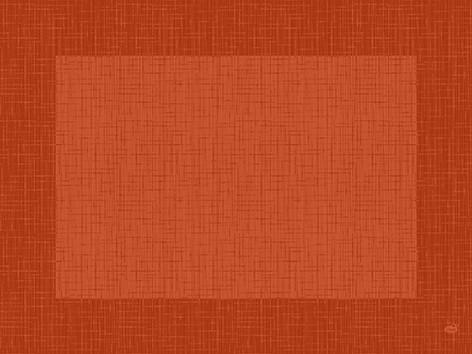 Tischset Papier, orange, 30x40cm