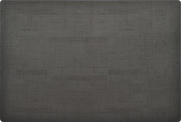 Silikon Tischset, schwarz, 30x45 cm