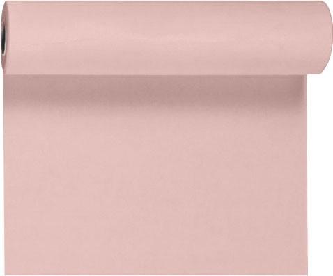 Tischset, Tischläufer, Tête-à-Tête Papier, rosa, 40x480cm