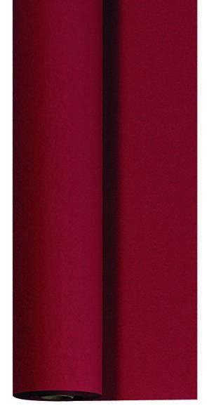 Tischtuchrolle, dunkelrot, 118 cm x 10 m