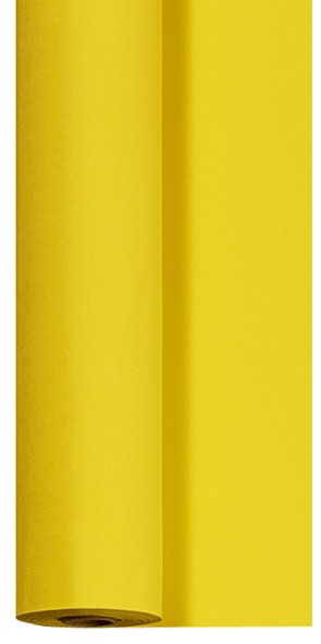 Tischtuchrolle, gelb, 0.90x40 m