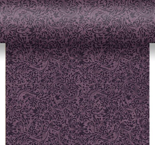 Tischset, Tischläufer, Tête-à-Tête Papier, violett, 40 x 480 cm