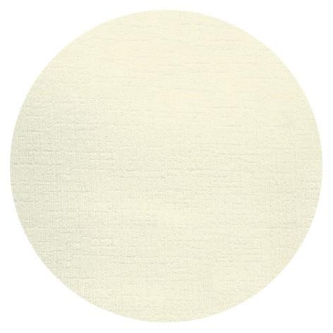 Tischdecken rund, wasserabweisend, creme, Ø2.4 m