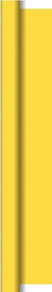 Tischtuchrolle Papier, gelb, 118 cm x 8 m