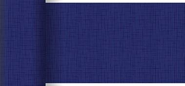 Tischläufer Papier, dunkelblau, 0,15x20m