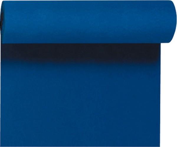 Tischset, Tischläufer, Tête-à-Tête, blau 40x480cm, Uni
